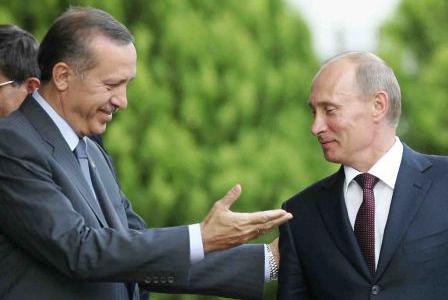 """Ərdoğan Putinlə """"Qarabağ planı""""nı müzakirəyə gedir"""