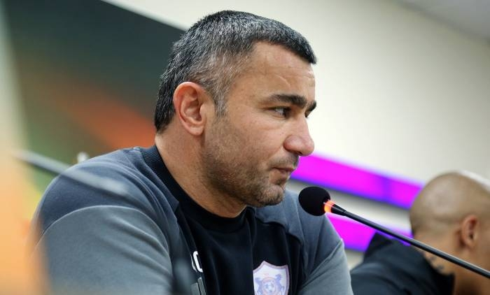 Gurban Gurbanov appointed head coach of Azerbaijani national football team