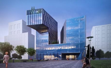 TQDK-nın yeni binası belə olacaq - Fotolar