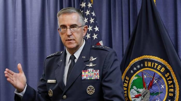 US-General würde Atombefehl verweigern