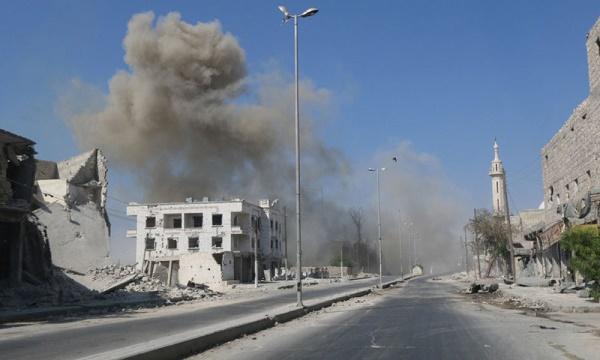 Syrie: 6 civils dont 4 enfants tués dans une frappe du régime