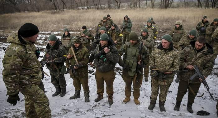Eine der größten Brigaden der ukrainischen Armee verlässt Donbass