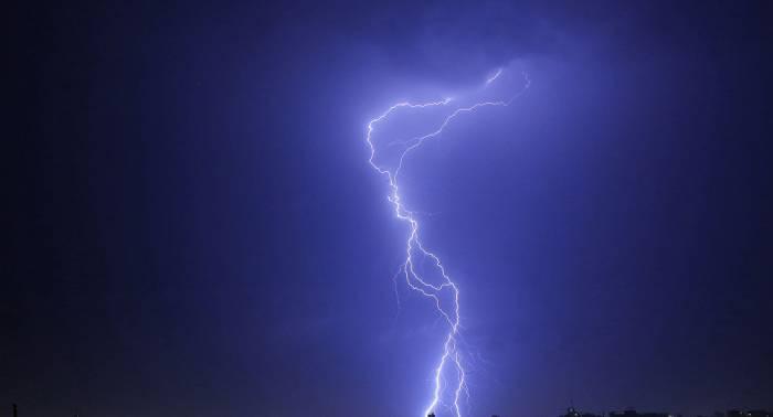 Wo in Deutschland der Blitz am meisten einschlägt