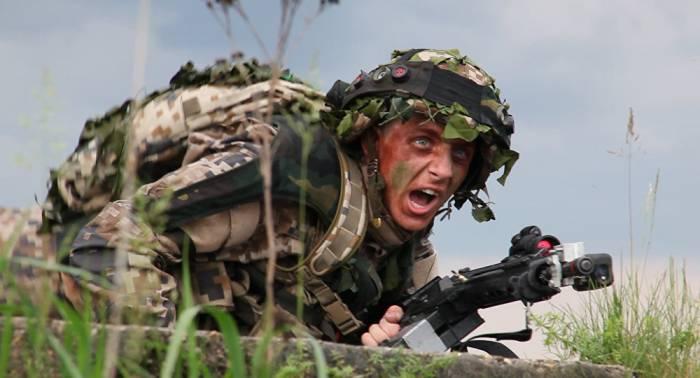 """Nato bleibt in Osteuropa """"solange wie notwendig"""