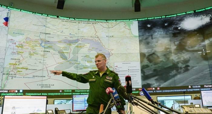 USA geben keine Antwort, warum ihre Kräfte in IS kontrollierten Gebieten sind
