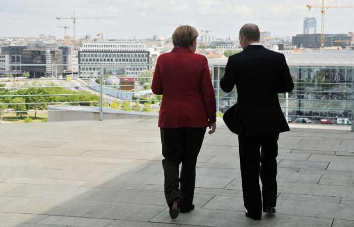 Merkels Besuch in Washington und Moskau – Prolog zum Gipfel Putin-Trump
