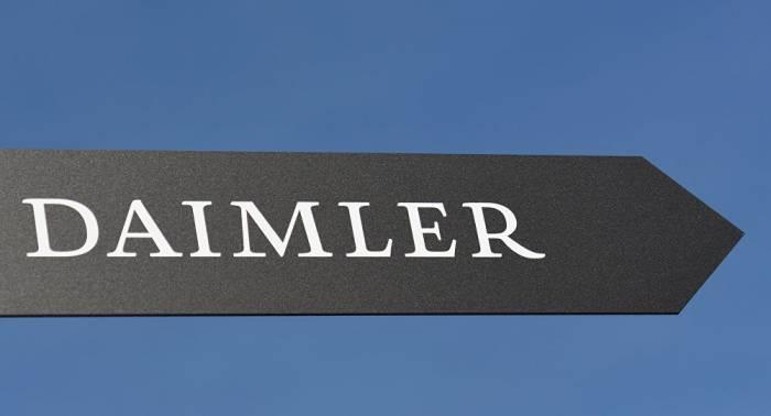Daimler ruft hunderttausende Autos in Deutschland zurück