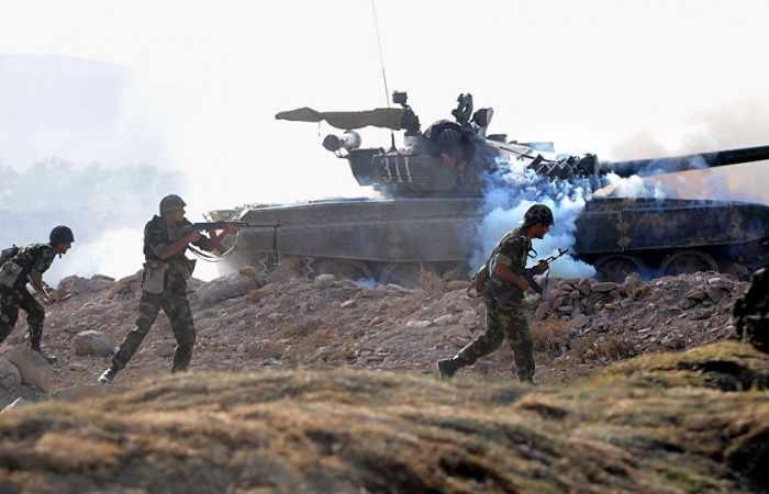 Russland und Armenien vereinigen ihre Armeen