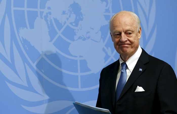 Damaskus verweigert UN-Sondergesandtem de Mistura den Empfang