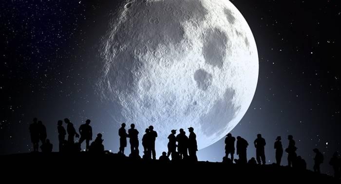 ESA-Forscher enträtseln Herkunft unbekannter Mondblitze