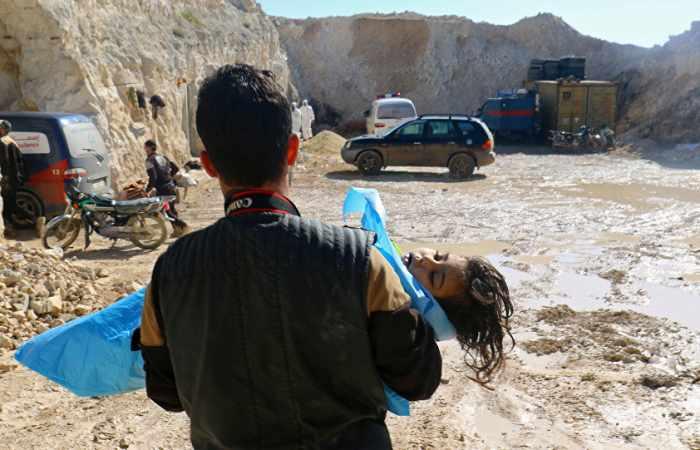 OPCW-Sitzung zu Idlib: Russland zeigt Beweise für Giftgas-Inszenierung