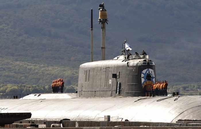 Technik-Riese ohnegleichen: Russland baut Atom-U-Boot zu Spezialschiff aus