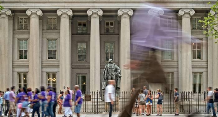 Russland leiht USA im August 2,3 Milliarden Dollar