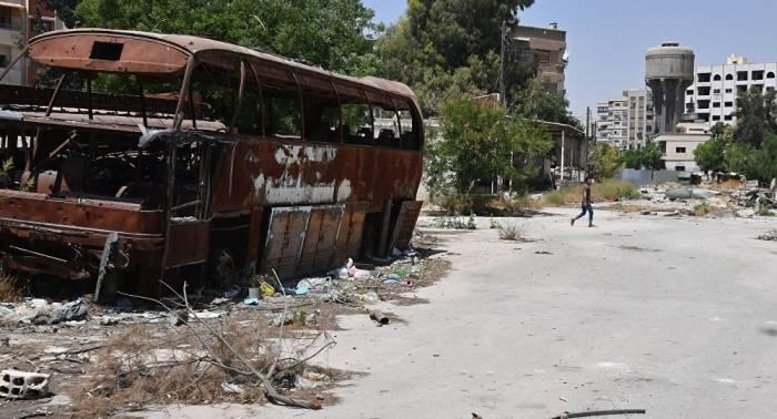 Regierungssoldaten statt Terroristen bei Koalitionsschlag in Syrien getötet