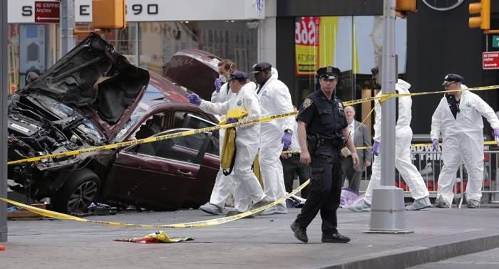 "Autounglück in New York: Fahrer ""hörte Stimmen"""
