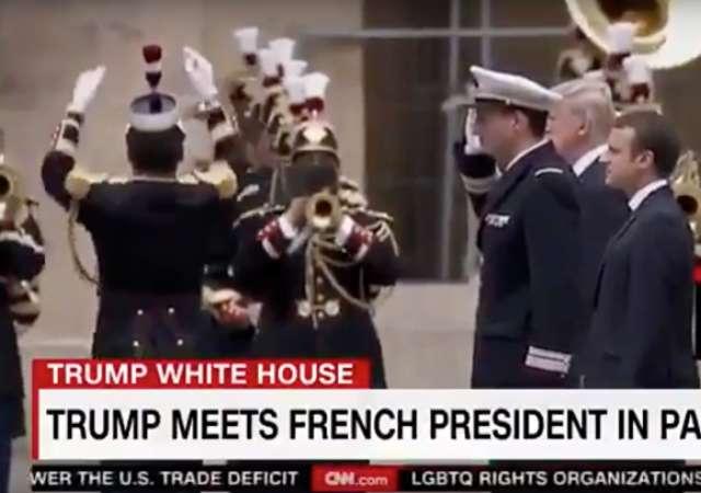CNN-Blamage: Moderatorin erkennt US-Nationalhymne nicht mehr