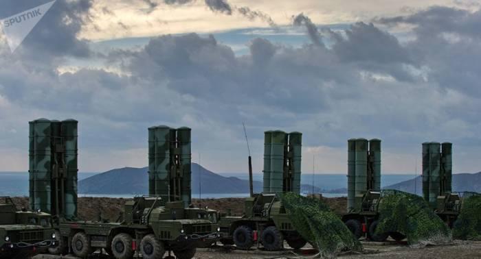 Russland  versetzt Flugabwehr in höchste Bereitschaft