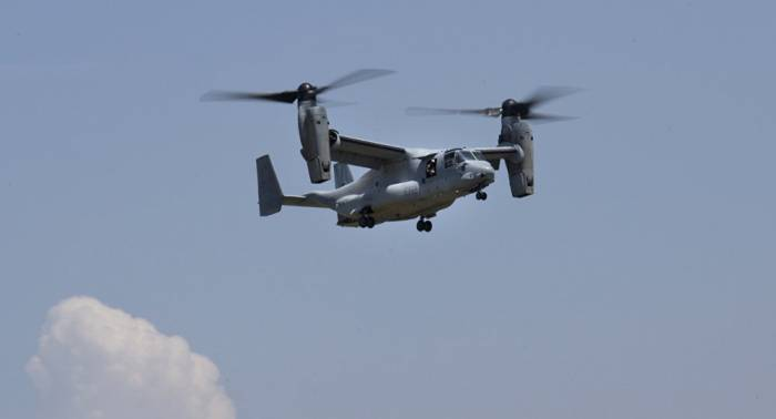 US-Militär in Japan lässt vier Wandelflugzeuge abheben – Ziel unklar