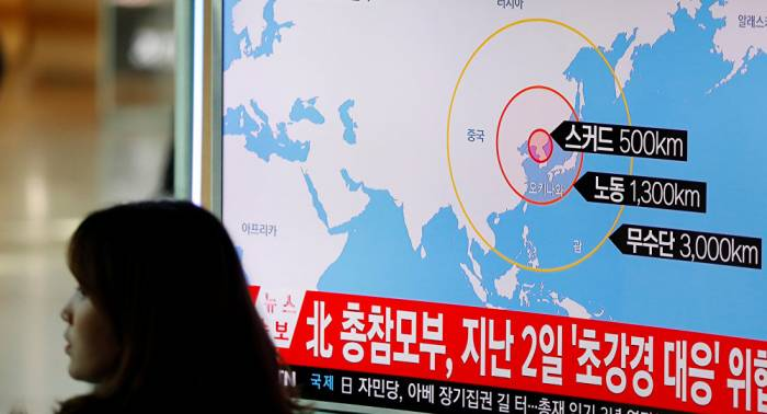 """Mündet Nordkorea-USA-Konflikt in einen Krieg? Lawrow sieht """"sehr hohes Risiko"""""""