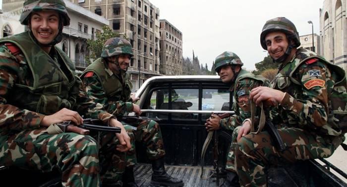 Syrische Armee erobert letzte IS-Hochburg in Homs