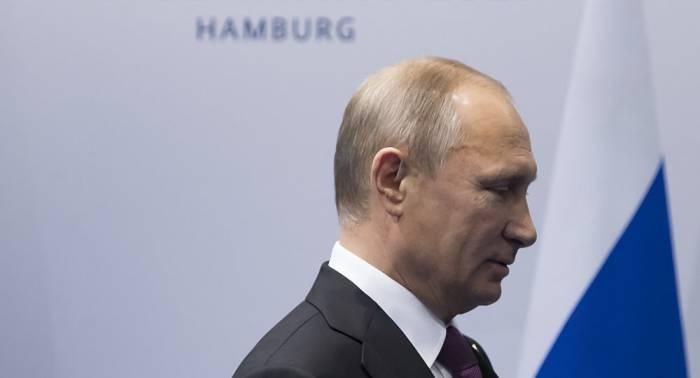 Man fürchtet sich vor Putin in der Bundesrepublik