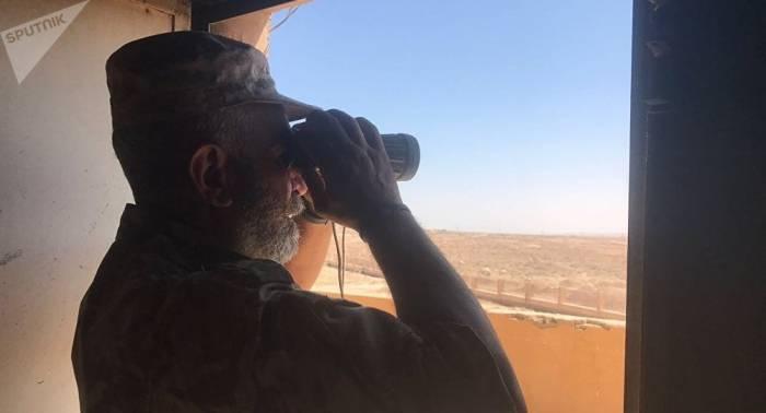 """Syrische Armee sucht nach IS-""""Maulwurf"""""""