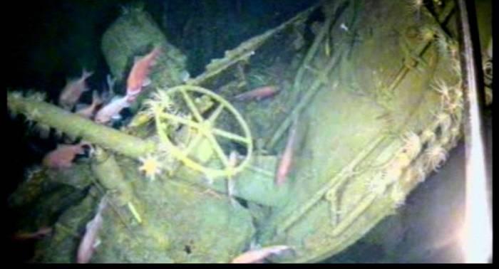 Nach über 100 Jahren: Verschollenes erstes U-Boot Australiens gefunden