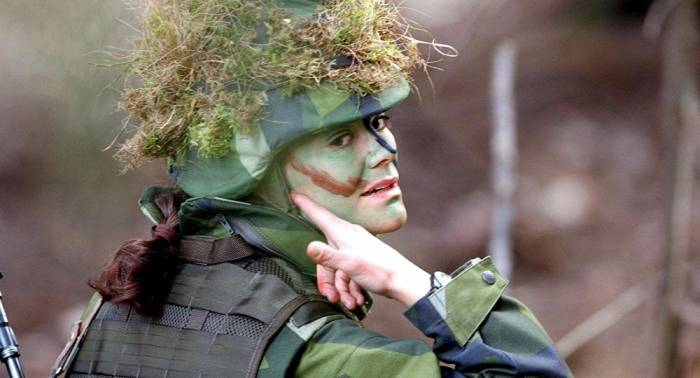 Schweden rüstet zum Krieg gegen Russland
