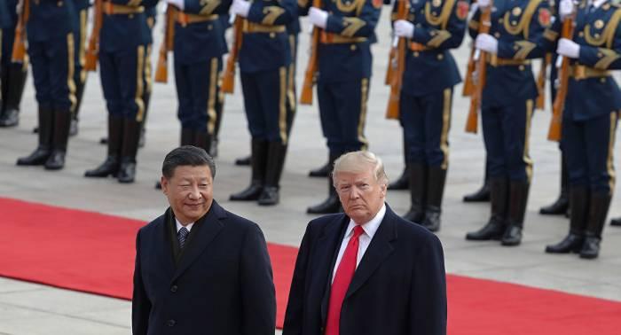 Trump zu Handelskrieg mit China bereit