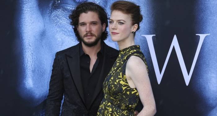 """Game of Thrones"": Jon Snow et Ygritte vont se marier"