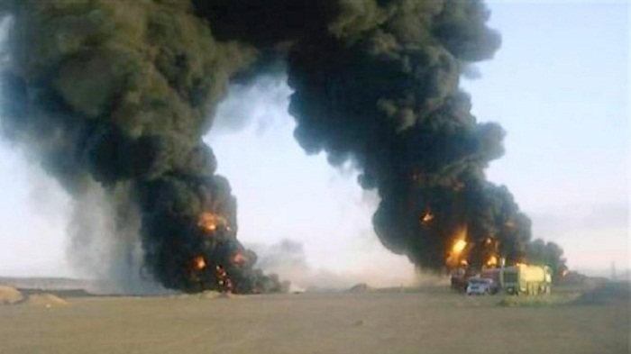 Yemeni Houthi rebels blow up ex-president Saleh's house