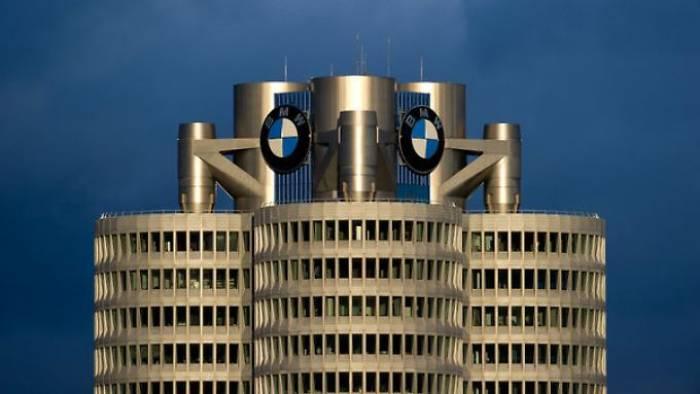 EU sucht bei BMW nach Informationen