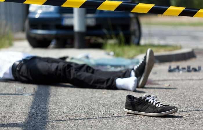 Goranboyda avtomobil piyadanı vurub öldürüb
