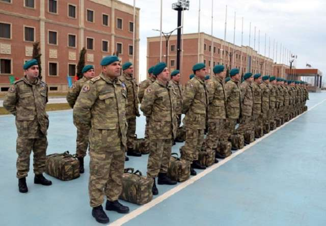 Azerbaijan to increase number of peacekeepers in Afghanistan