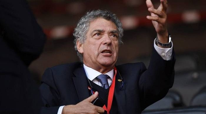 UEFA says jailed vice president Angel Maria Villar resigns