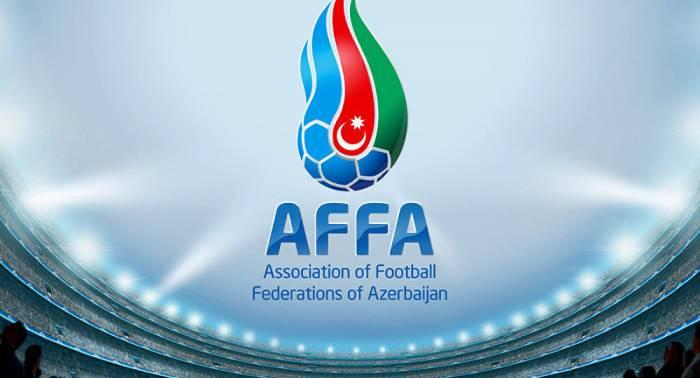 AFFA baş məşqçini cəzalandırıb