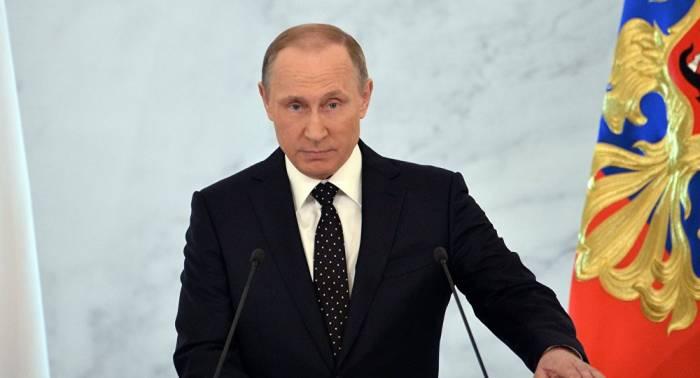 Putin Şimali Koreyaya qarşı sanksiyalar tətbiq edir