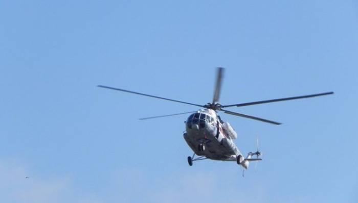 FHN-nin aviasiya dəstəsi alpinistləri axtarır