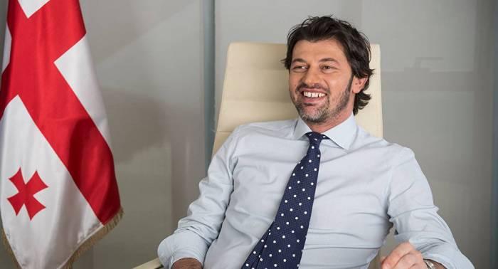 Kaladze Tbilisi meri seçildi