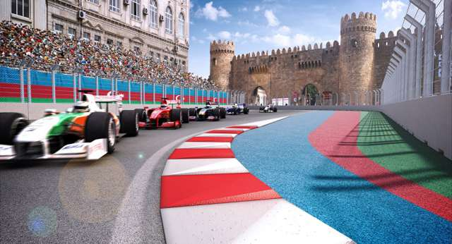 F1-in biletlərinin 66 faizini xaricilər alıb
