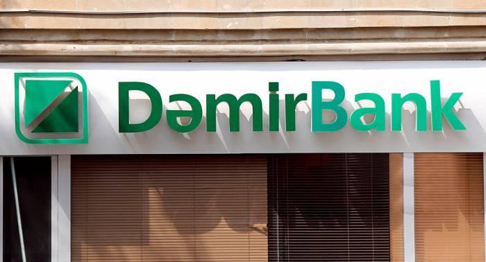 """""""Dəmirbank""""ın ipoteka portfeli 4 banka ötürülüb"""