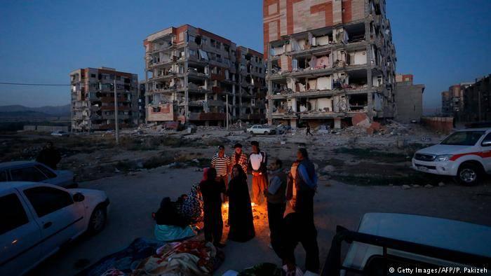 Iran: un mort, une centaine de blessés dans un nouveau séisme