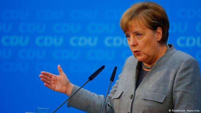 Merkel setzt SPD unter Druck