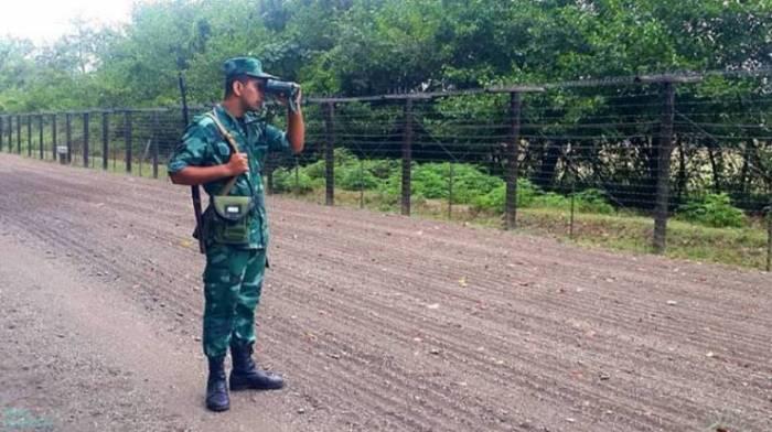 In diesem Jahr wurden 503 Überschreiter der Staatsgrenze und 4686 gesuchte Männer festgenommen