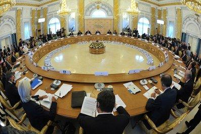 G20 sammitinin 2-ci sessiyası davam edir-VİDEO, FOTOlar