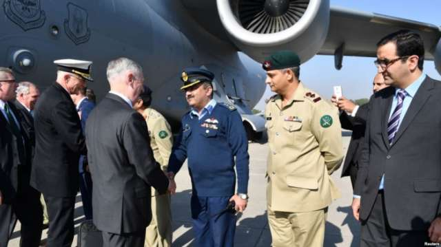 US denies Pakistani claims of suspension of military or intel cooperation