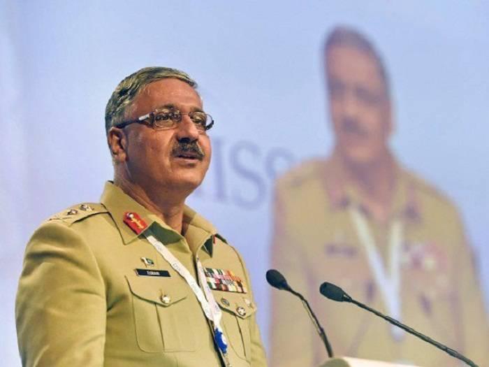 Pakistans Generalstabs zu Besuch in Aserbaidschan