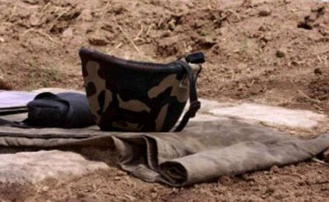 قتل جندي من الجيش الأرميني