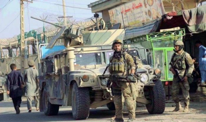 """""""Taliban"""" hərbi bazaya hücum edib - 18 əsgər öldürülüb"""