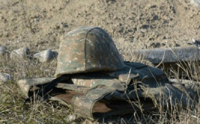 Ermənistan ordusunun əsgəri ölüb
